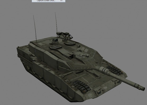 Leopard 2 MBT
