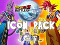 Battle of ZEQ2 Alternate icons Pack #1