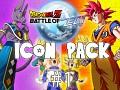 Battle of ZEQ2 Alternate icons Pack #1