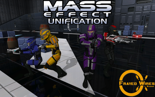 [OLD] Mass Effect: Unification R4 (Standalone)