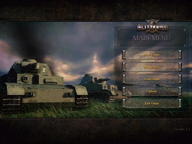 Blitzkrieg Realism Mod v3