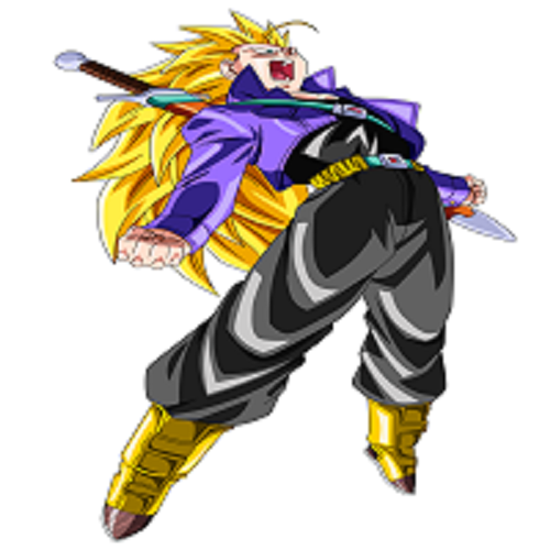 Trunks Supā Saiyajin 3 !!! (fix for ZEQ2DBZFAN)