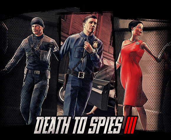 Death to Spies 3 Demo