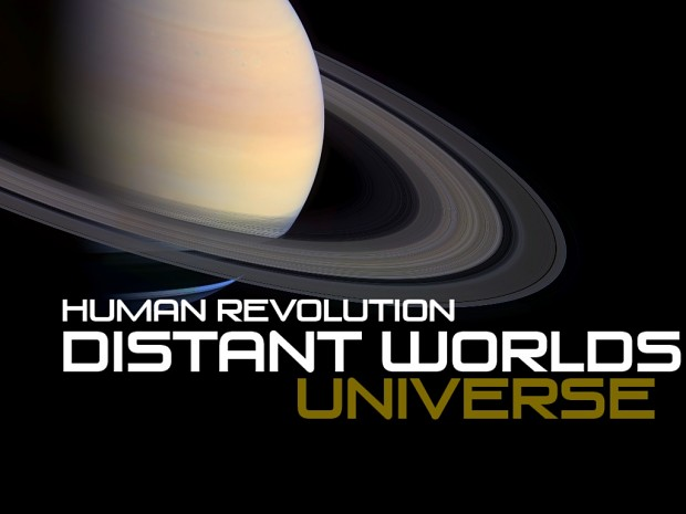 Human Revolution for Distant Worlds Universe