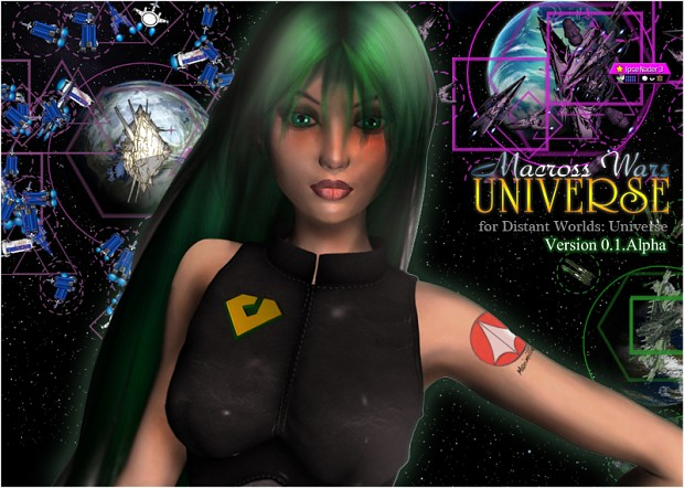 Macross Wars Universe 0.1 Alpha (for DW:Universe)
