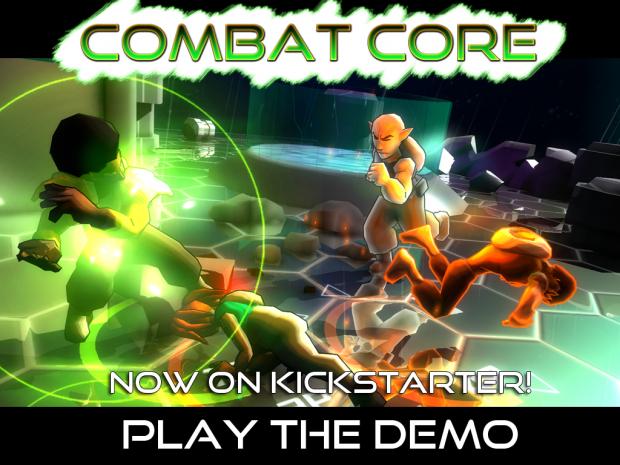Combat Core 2014 Alpha Demo! *VERY OLD!*