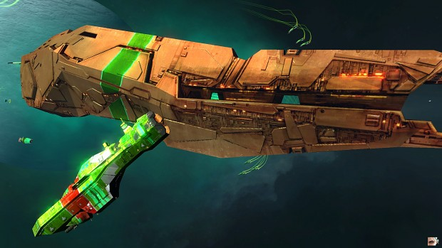 Homeworld 2 Complex Simple 2.8