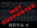 Modern Warfare Beta 4