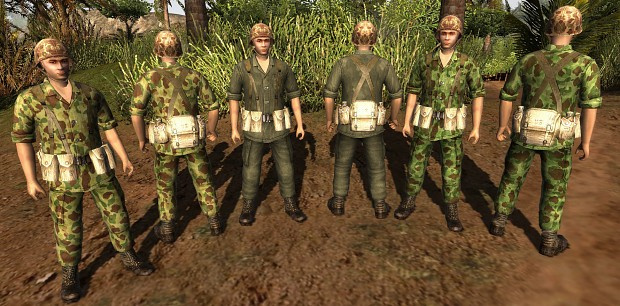 Pacific Pack #1 - USMC