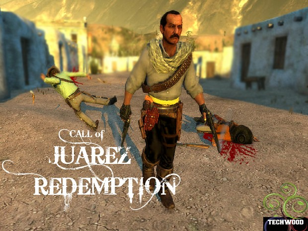 Call of juarez bound in blood patch 1. 1.