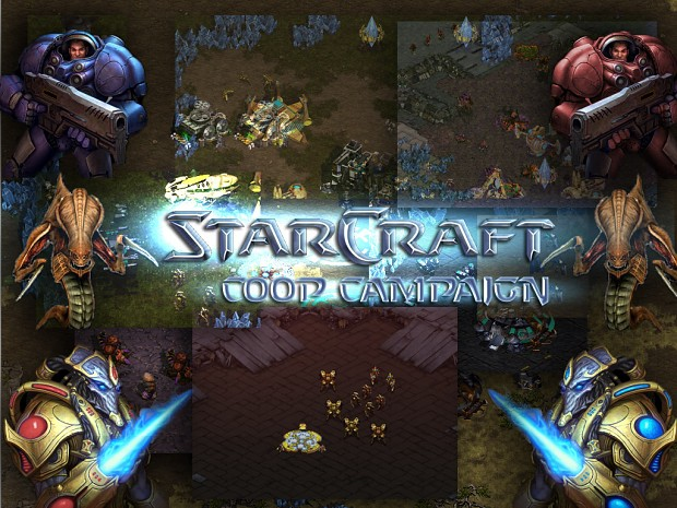 Starcraft Cooperative Campaign V1.2.2