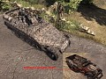 Halftrack skins for Men of War:Assault Squad 2
