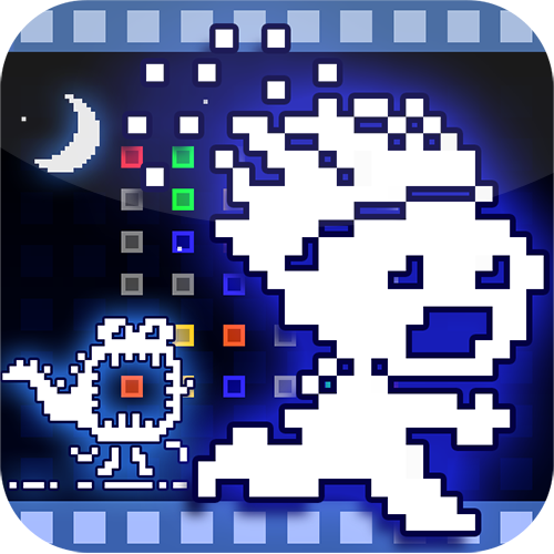 Hungry Pixel Runner