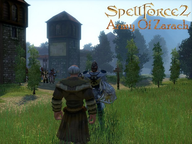 Spellforce 2: Army Of Zarach