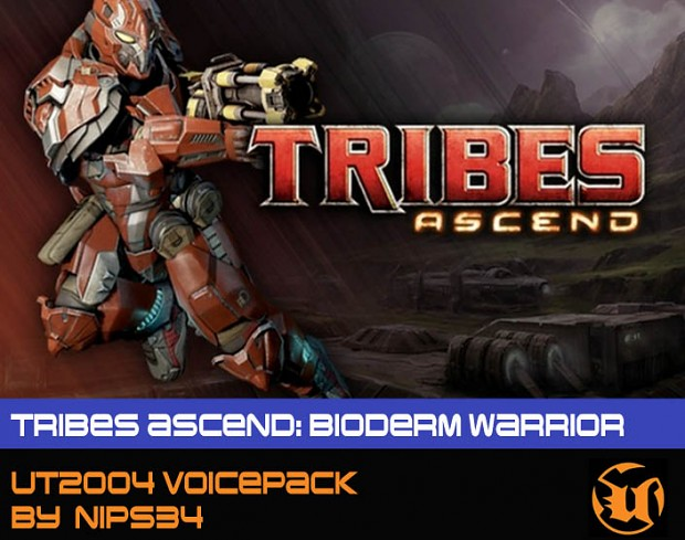 Tribes Ascend: Bioderm Warrior