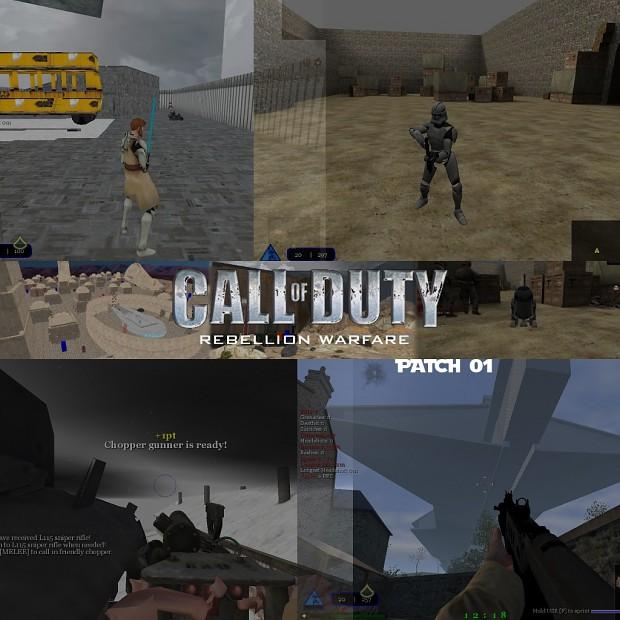 Rebellion Warfare 2.0  PATCH 1 