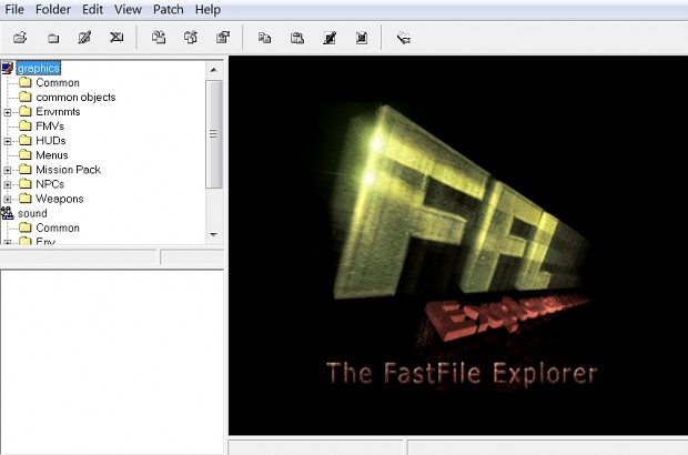 Leadworks Fastfile Explorer