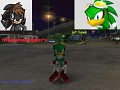 jet  the hawk sonic free riders gta sa