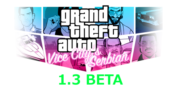 Vice City's Serbian 1.3 (Test 0.1)