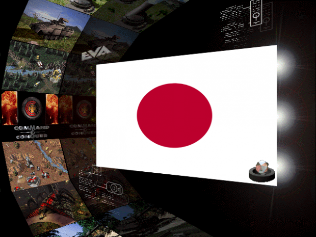 Command & Conquer Japanese Videos Addon Pack