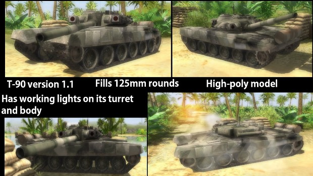 T-90 v1.1