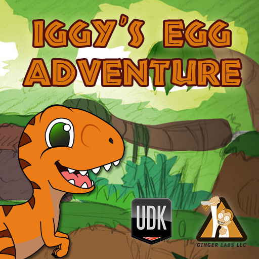 Iggy's Egg Adventure Alpha Demo 2.1