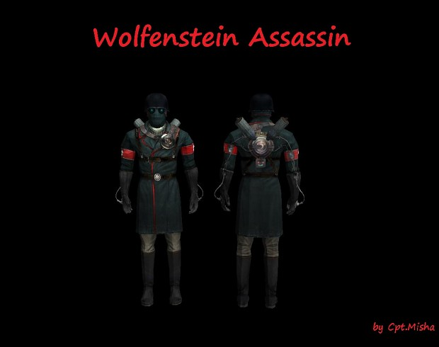 Wolfenstein Assassin