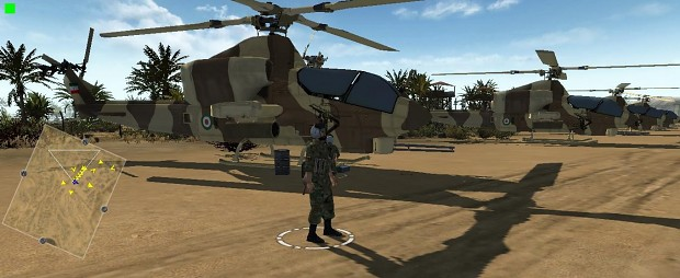 Panha Helicopter V1