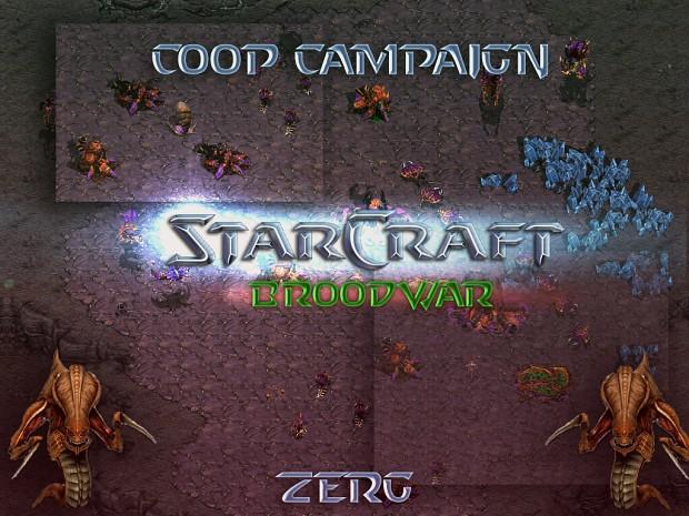 Starcraft Broodwar Cooperative Campaign Zerg