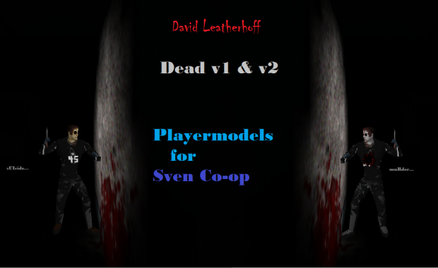 David Leatherhoff Models (Fixed) Playermodel