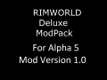 ModPack Deluxe V1.0 for Alpha 5