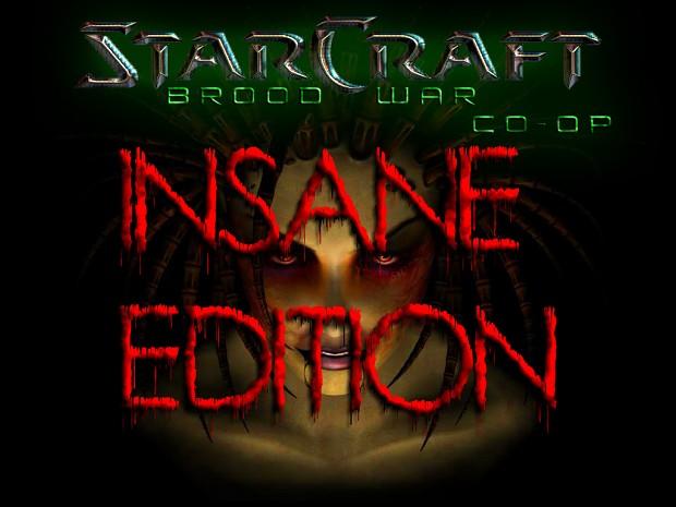 Starcraft: Insane Cooperative Edition V1.1.01