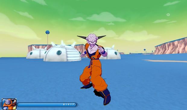 Goku Ginyu