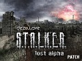 S.T.A.L.K.E.R.: Lost Alpha v1.3002 Patch OUTDATED