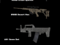 BF4 style skins M98B, AS Val, A91