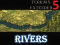 Terrain 5 Extended rivers