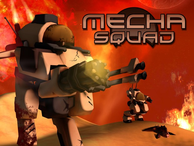 Mecha Squad - Demo