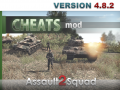 CheatsMod 4.8.2 - Assault Squad 2