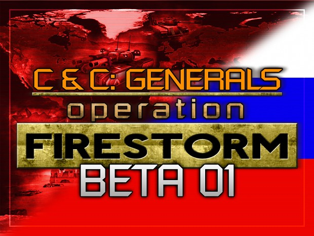 Operation Firestorm Russian