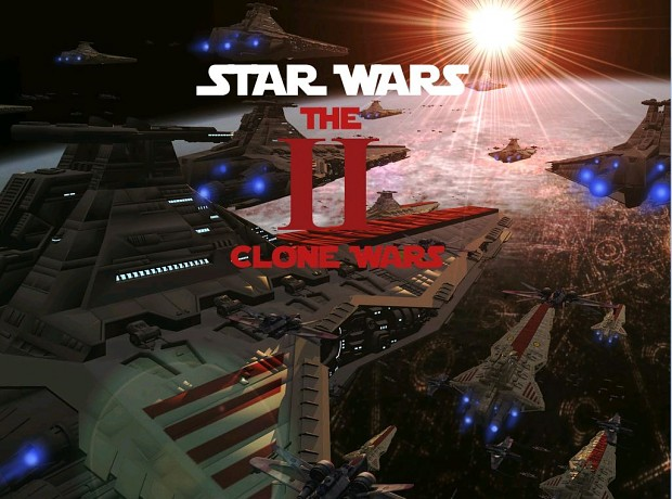 The Second Clone Wars Beta V 1.1