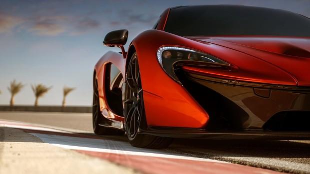 Super Cars HD Wallpaper