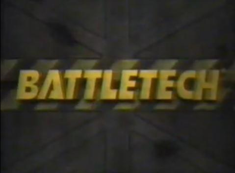 Battletech Animated Series, v3