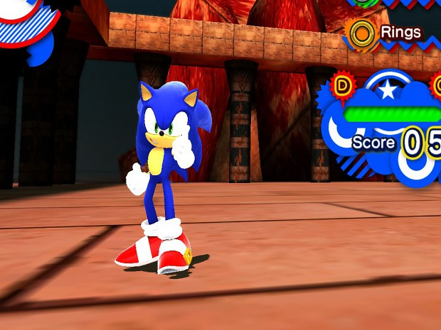 Sonic Adventure Generations 2014 Release