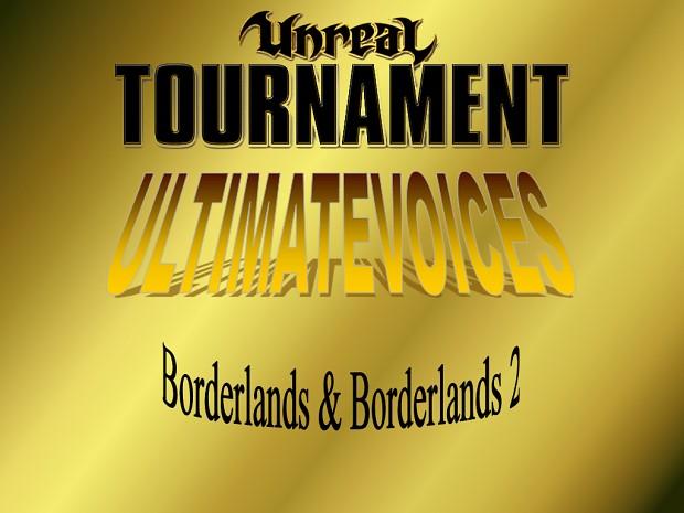 UV - Borderlands (30 Voicepacks)