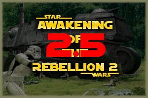 Awakening of the Rebellion 2.5