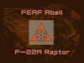 F-22A FEAF Abell skin