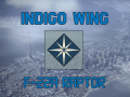 F-22A Indigo Wing skin