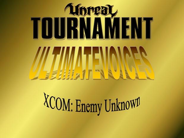UV - XCOM: Enemy Unknown (3 Voicepacks)