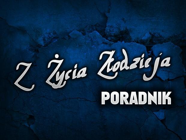 Z życia złodzieja - Poradnik PL