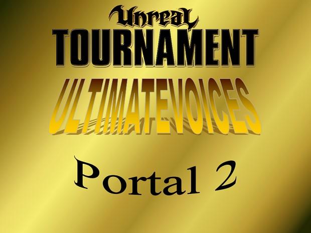 UV - Portal 2 (4 Voicepacks)